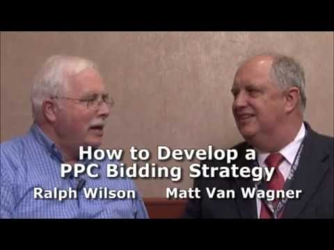 How to Develop a PPC Bidding Strategy - with Matt Van Wagner