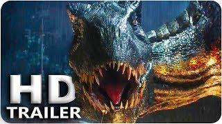 JURASSIC WORLD 2 Final Trailer Teaser (2018) NEW Jurassic Park Dinosaur Movie HD
