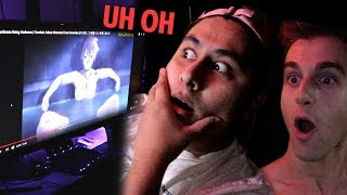 WE CAUGHT HIM WATCHING THIS! *Sorry Anthony*