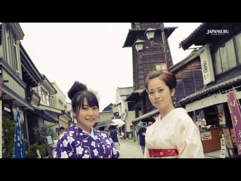 Feel like we have rode a time machine to go back to the Edo town ^^