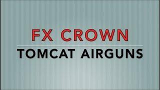 FX Crown vs wildcat vs royale vs impact, 35m - Airguns of Sweden