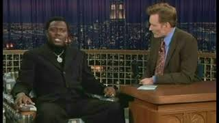 Bernie Mac Interview - 11/27/2003