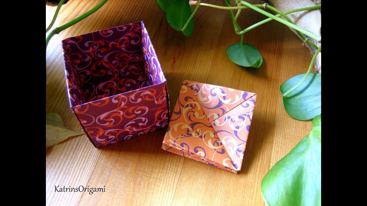 Origami Coin Purse Portemonnaie - YouTube - photo#36