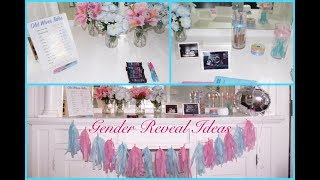 Gender Reveal Party DIY Projects and Ideas | Cheap