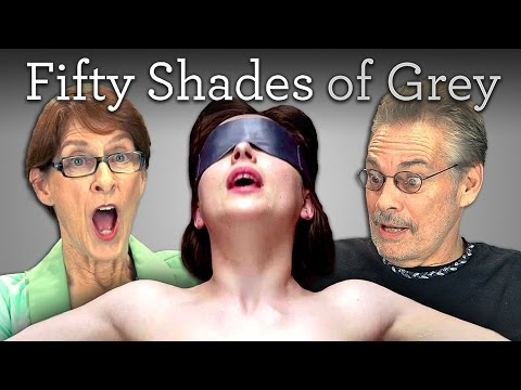 Baixar Elders React to Fifty Shades of Grey Trailer