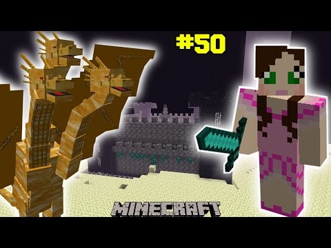 Minecraft: THE END DIMENSION CHALLENGE [EPS6] [50]