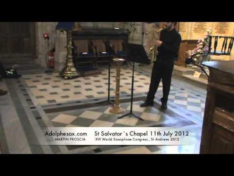 WSCXVI MARTIN PROSCIA   Prelude to a Bandoneon I by Martin Proscia