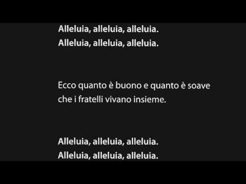 Baixar Alleluia - Messa della Concordia - Gen Verde