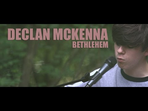 Declan Mckenna - Bethlehem - Live session (TINALS 2016)