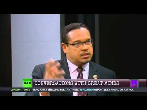 Conversations With Great Minds P2 Rep Keith Ellison My Country