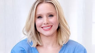 Kristen Bell Shared Pictures of Herself Wearing Mesh Panties While Heavily Pregnant
