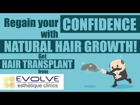 Evolve - Fastest Growing Hair Transplantation Clinic | Best Hair Transplant