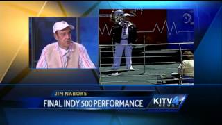 A final performance for Jim Nabors