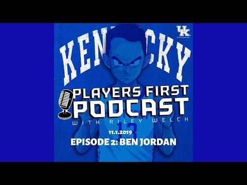 Players First Podcast: Episode 2 - Ben Jordan
