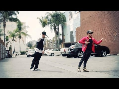 Beat It - Dubstep - Popping John & Ricardo Walker