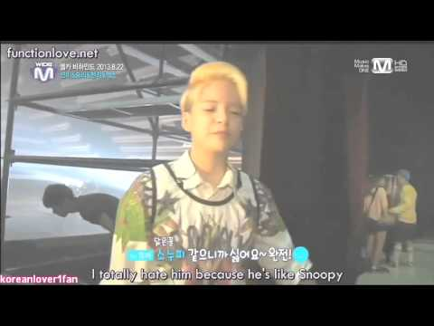 130829 AMBER and HENRY HATE EACH OTHER?