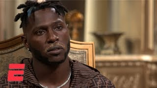 Antonio Brown on trade demand, Ben Roethlisberger, Steelers [Extended Interview] | SC Featured