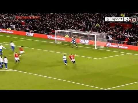 Cú sút phạt không thể tin nổi của Cristiano Ronaldo Vs Portsmouth