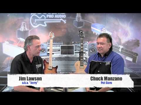 Pro Audio Standard and Premium Guitar Potentiometers - Part 2: Lubrication and Wear