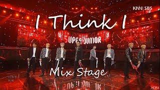 슈퍼주니어(Super Junior) - I Think I 무대 교차편집 (Stage Mix) - HEIRA