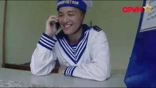 """""""Rụng tim"""" với cuộc hội thoại siêu đáng yêu của Huỳnh Anh và Hoàng Anh"""