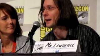 Mr. Lawrence Comic Con 2009