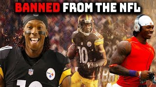 What Happened to Martavis Bryant? (Before He Was Banned From the NFL)