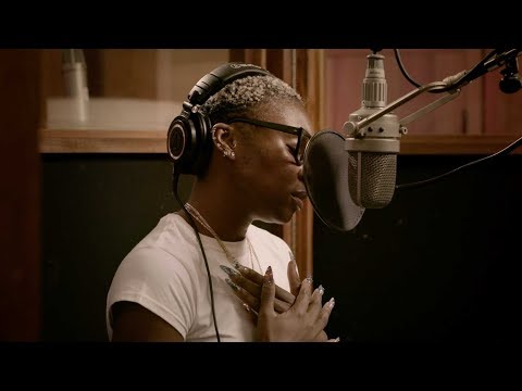 """""""Stand Up"""" - Official Lyric Video - Performed by Cynthia Erivo"""