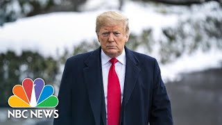 President Donald Trump Responds To Bombshell Report: 'I Never Worked For Russia' | NBC News