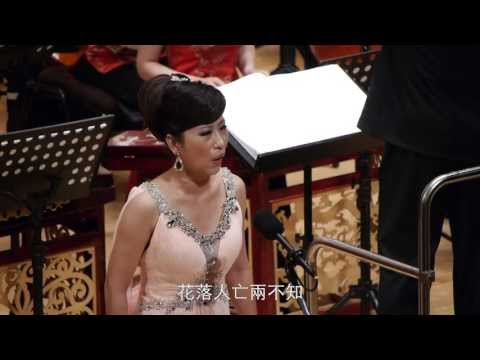 《葬花吟》  演唱/崔蕊 Poem of Flower Burial Dream of the Red Chamber Concert