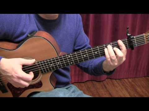 Dream by Priscilla Ahn Guitar Lesson