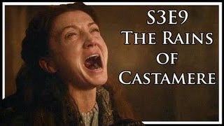 "'Game of Thrones' Season 3, Episode 9 ""Rains of Castamere"" Discussion and Review"