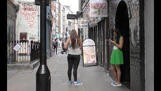 SOHO LONDON RED LIGHT AREA Walkabout   CHINATOWN   Massage Girls   Newport Court   Lisle Street