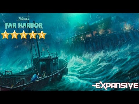 Fallout 4 Far Harbor DLC Review [Xbox One] 1080p -  EXP