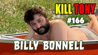Billy Bonnell - The Art of Hiding Under a Canoe - KILL TONY #166
