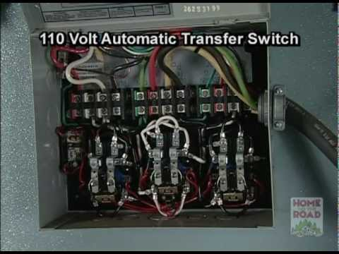 Rv Maintenance 110 Volt Ac Automatic Transfer Switch