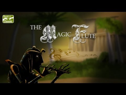 La flauta mágica, una app musical educativa