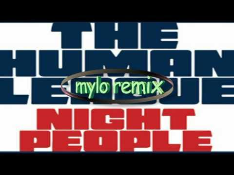 The Human League - Night People (Mylo Remix) 2010