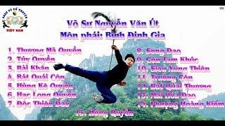 Võ Sư Út Nguyễn - Bình Định Gia