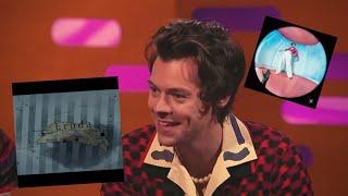 Harry habla sobre Eroda, gira y su nuevo disco [Subtitulado]