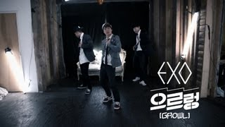 EXO_으르렁 (Growl)_Jun Sung Ahn Violin & Dance Cover