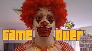 Ronald McDonald HATES FLAPPY BIRD!!!