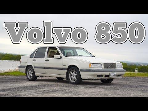 1997 Volvo 850: Regular Car Reviews