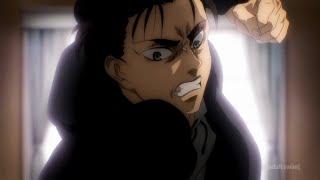 Eren Beats Up Armin English Dub! Attack On Titan Season 4 Episode 14 English Dubbed