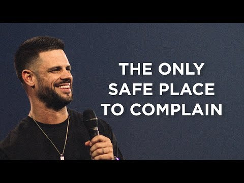The Only Safe Place to Complain