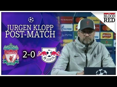 'FABINHO BEST IN WORLD' | Jurgen Klopp Press Conference | Liverpool 2-0 RB Leipzig