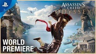 Assassin's Creed Odyssey - E3 2018 World Premiere Trailer   PS4