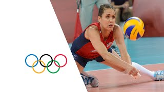 Women's Volleyball USA v Turkey - Pool B | London 2012 Olympics