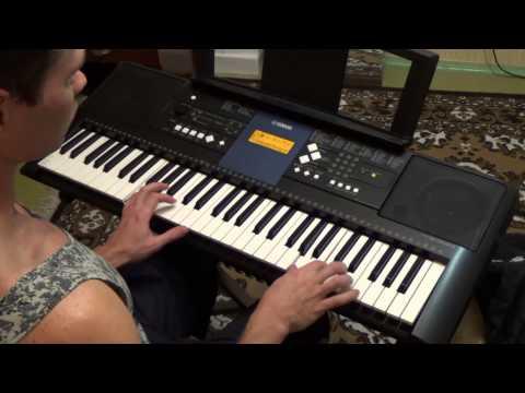 Кукрыниксы - День Рождения piano
