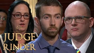 Judge Rinder's Best Rulings | Judge Rinder
